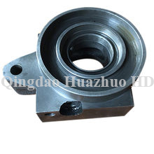 Iron casting parts, Drilled and Slotted, OEM is Welcome/1S3511-#062002