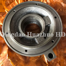 Iron casting parts, Drilled and Slotted, OEM is Welcome/ 5UHT-3-062601