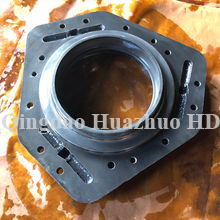 Sand casting parts with CNC Machining used in bulldozer spare parts/ 5UHT-4-062702