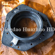 Sand casting parts with CNC Machining used in bulldozer spare parts/ 5UHT-4-062701