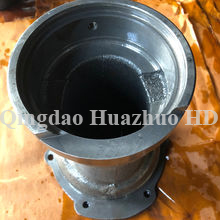 Ductile iron casting parts, Drilled and Slotted, OEM Orders are Welcome/ 5UHT-7-062701