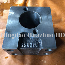 Sand casting parts with CNC Machining used in bulldozer spare parts/ 9S4326-072301