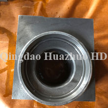 Ductile iron casting parts, Drilled and Slotted, OEM Orders are Welcome/9S4326-072303