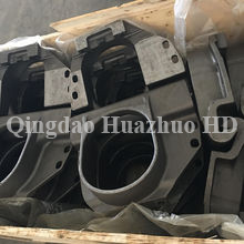 GG25 Grey iron or GG40 ductile iron Sand Casting,CNC machined/ WH04-072319