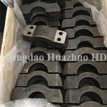 Custom foundry sand casting high manganese steel casting/WH01-072316