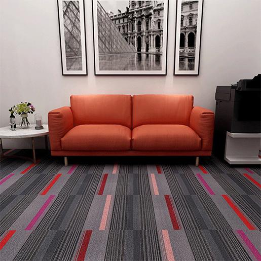 Nylon with good quality; flame retardant B1 carpet
