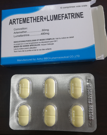 artementher+lumefatrine    Compound Artemether Tablets  - buying leads