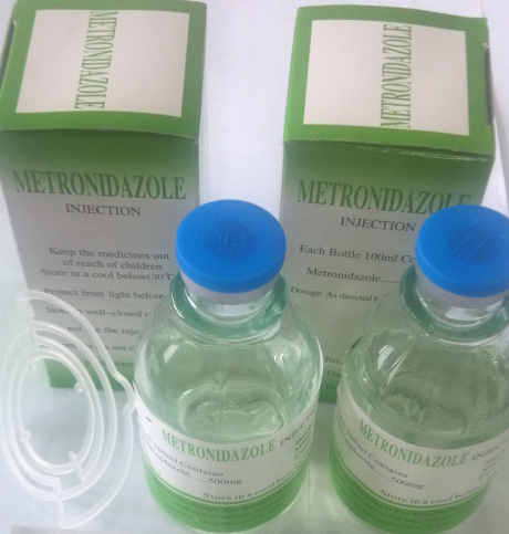 GMP Certified Metronidazole Injection Small Volume Injection Pharmaceutical Transfusion - buying leads