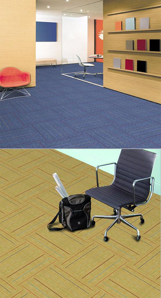 Light And Shadow; Nylon Carpet