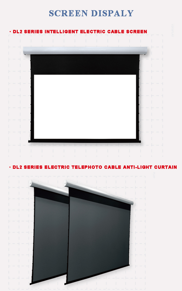 Intelligent Electric Cable Screen - buying leads