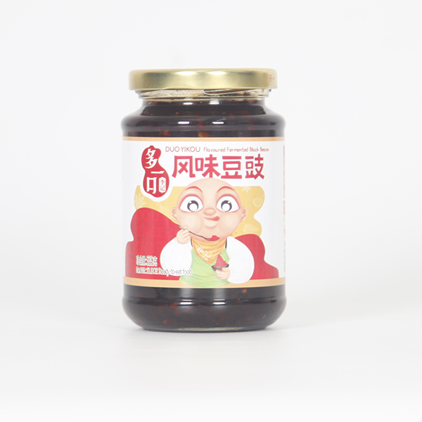 Duo YiKou Flavoured Fermented Black Beans