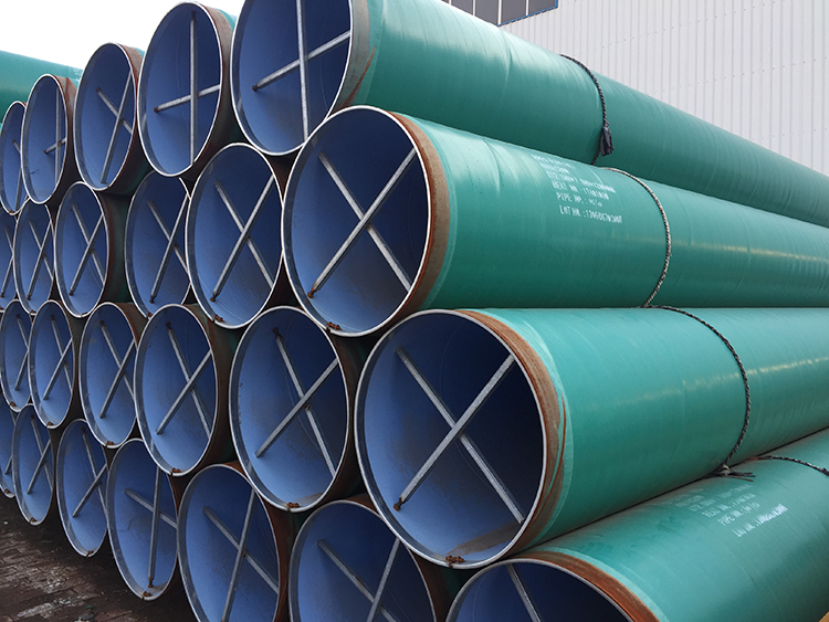 SSAW (spiral submerged arc welded pipe) - buying leads
