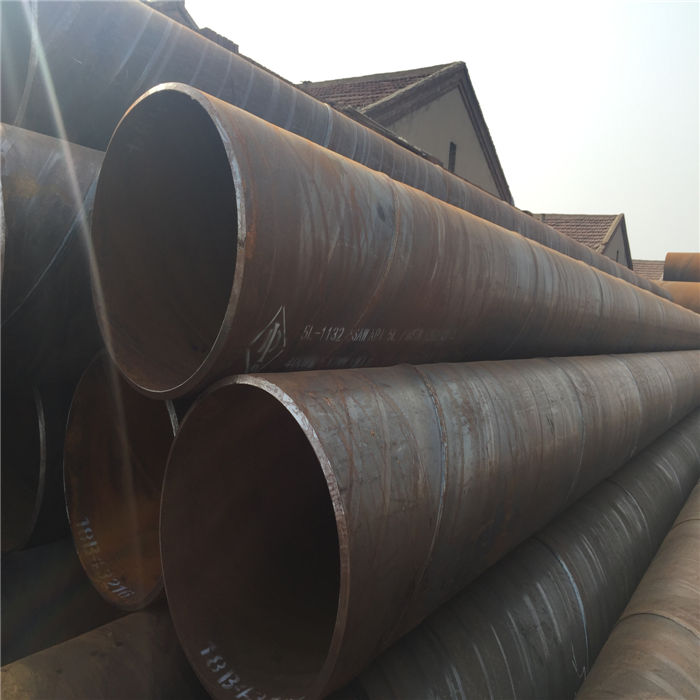 SSAW Welded Line Pipe API 5L