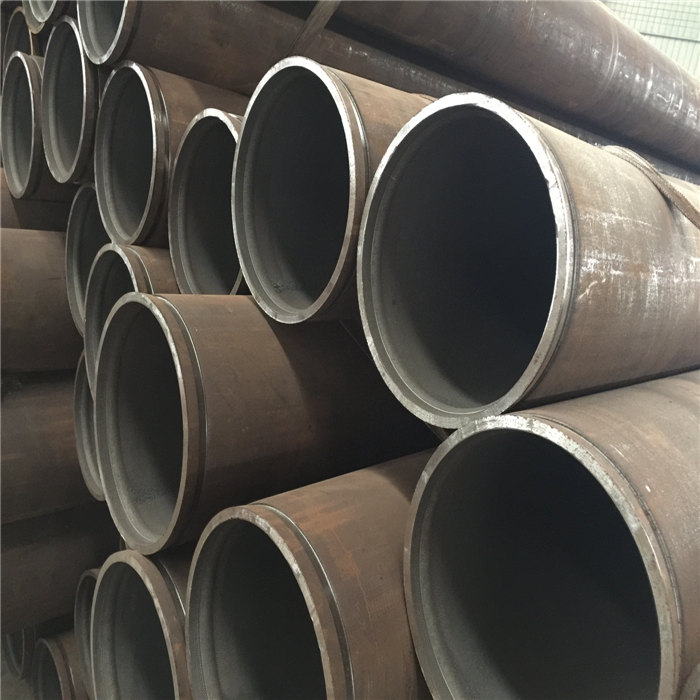 Seamless Pipe With Grooved Ends