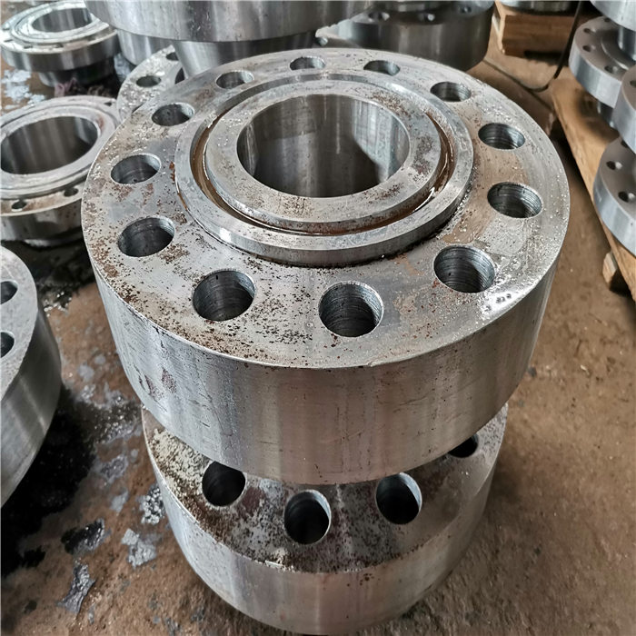 Weld Neck Pipe Flange