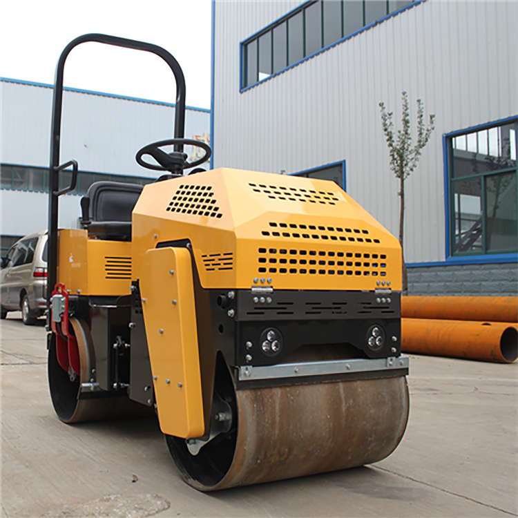 1 Ton Ride-On Road roller