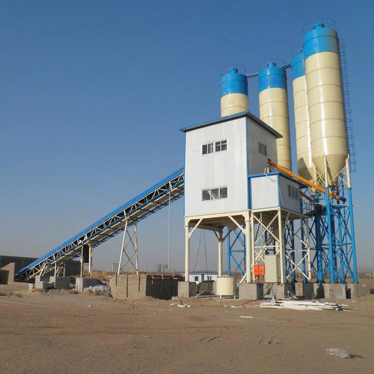 HZS60/2HZS60 Concrete Mixing Plant
