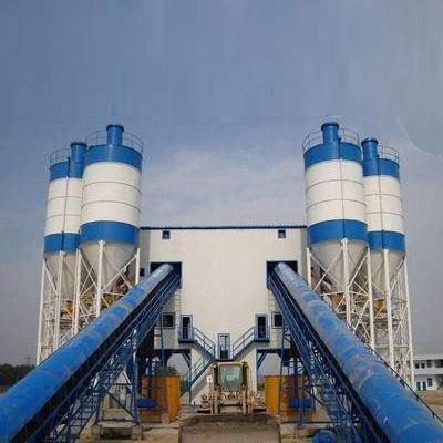 HZS120/2HZS120 Concrete Mixing Plant