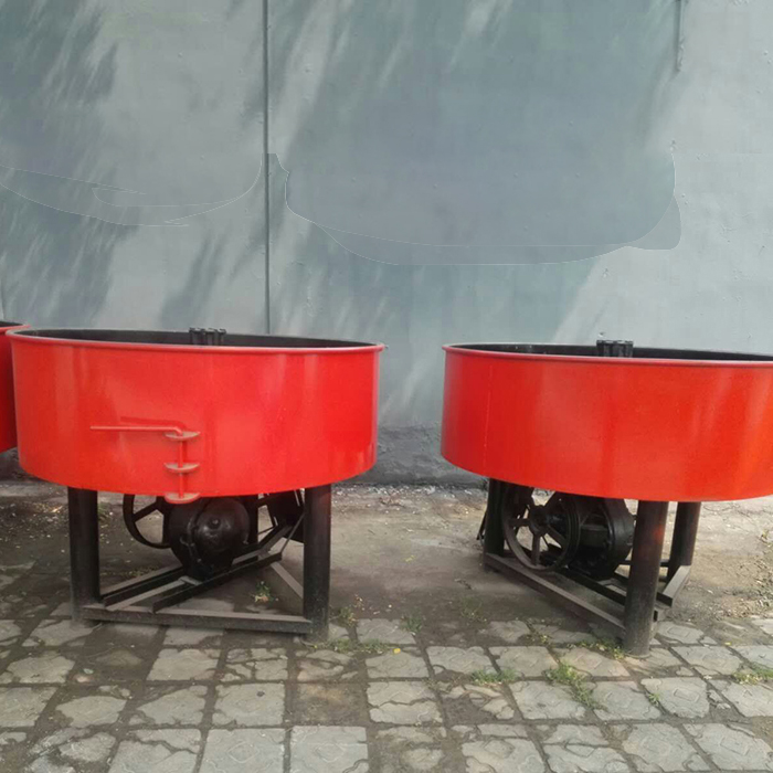 JD350 small manual concrete mixer machine