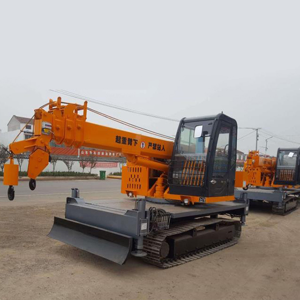L10T Crawler Crane