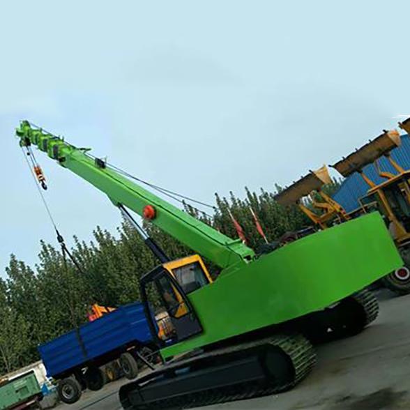 LD12T Crawler Crane