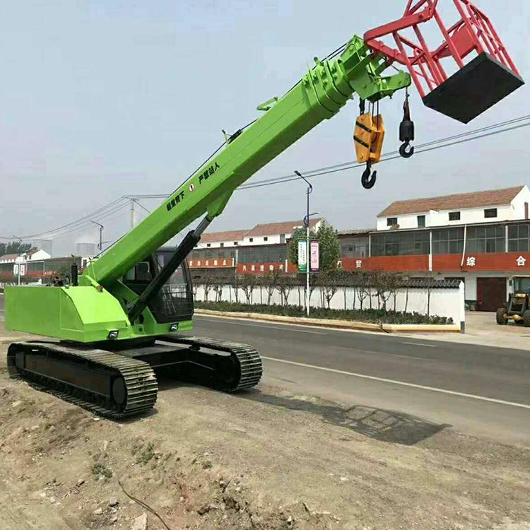 LD16T Crawler Crane