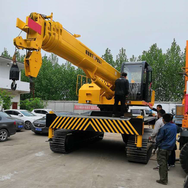 LD20T Crawler Crane