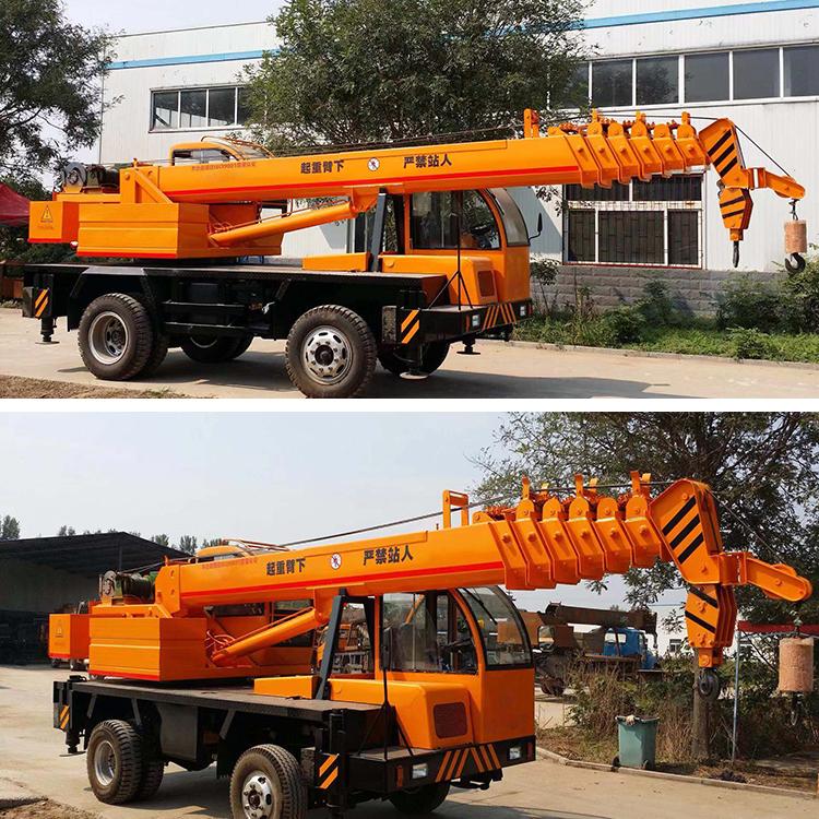10T Custom Crane