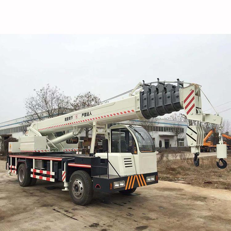 16T Custom Crane