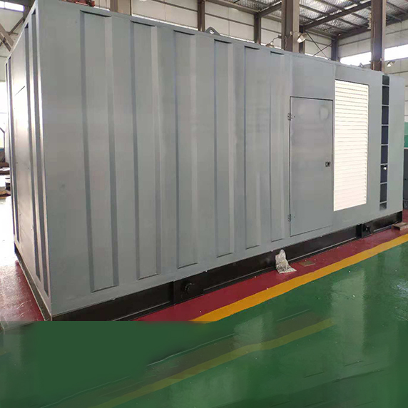 Container Soundproof Diesel Generator