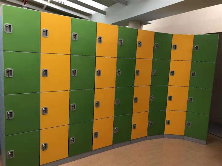 school bag plastic ABS  locker