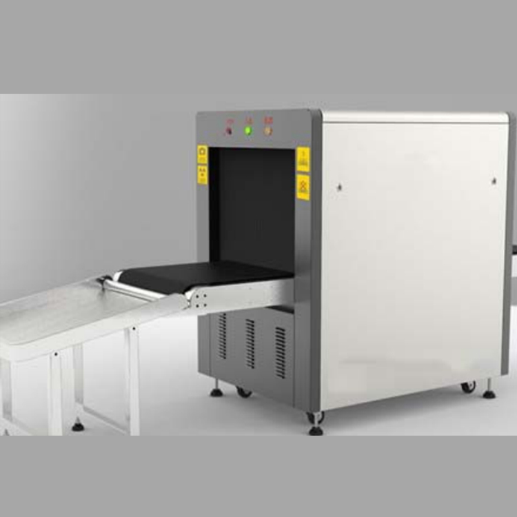 6550C X-Ray buggage scanner with inspection channel ( high configuration)