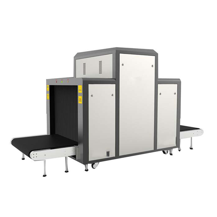 10080A X-Ray buggage scanner with inspection channel ( low-level configuration)