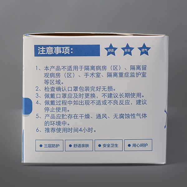 Disposable protective mask - buying leads