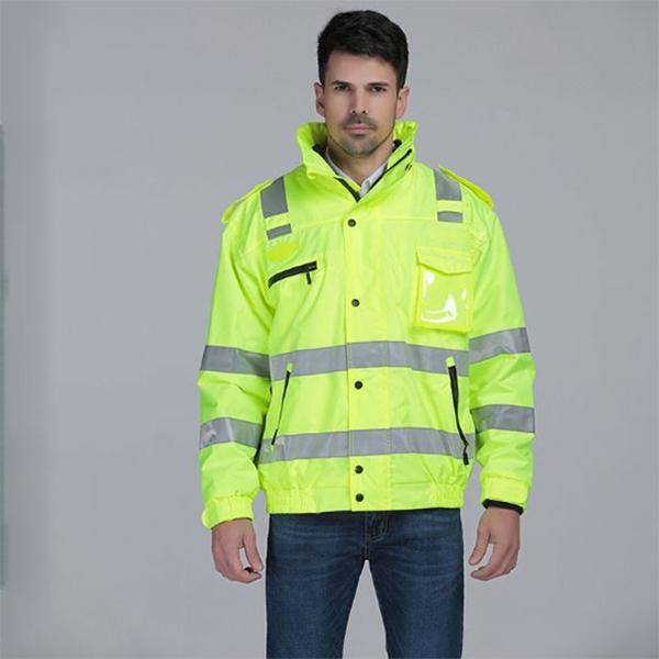 Reflective cotton jacket - buying leads