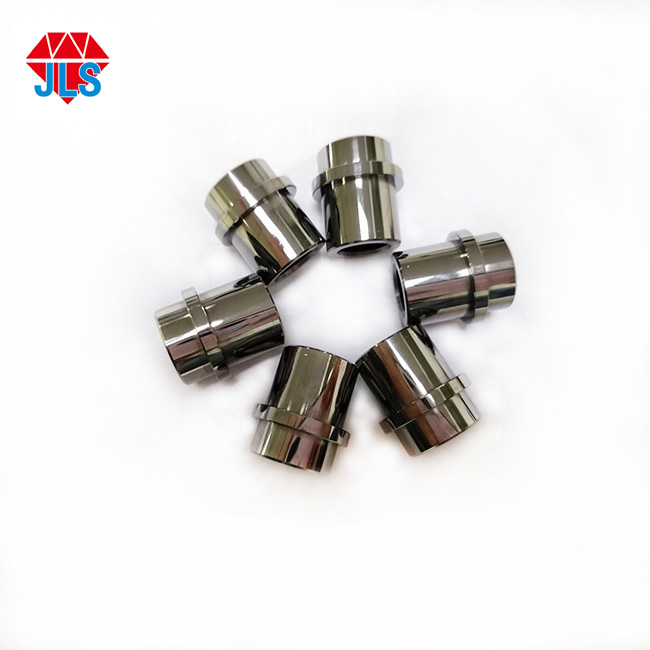 Cemented Carbide Dies Extrusion Dies Tungsten Carbide Wire Drawing Dies Carbide Dies Manufacturer Carbide Components