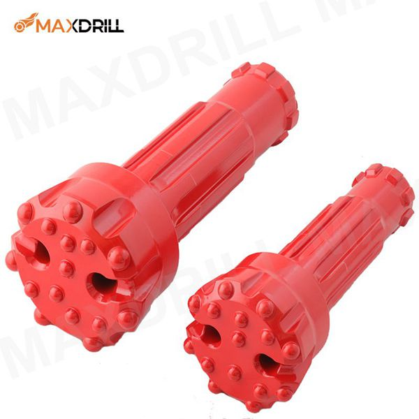 Maxdrill down the hole rock drilling tools water well COP32 DTH bit Concave face 100mm