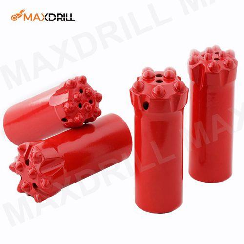 Maxdrill R32 Drill Bit Flat Front Button Bit Dia 48mm Drill Bit