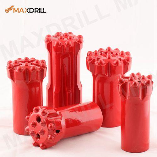 Maxdrill T38 76mm flat face standard skirt Rock Drilling Tools Threaded Button Bits